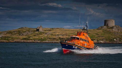 Fowey Lifeboat