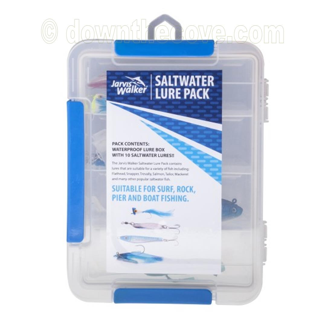 Jarvis Walker Saltwater Lure Pack - Down The Cove