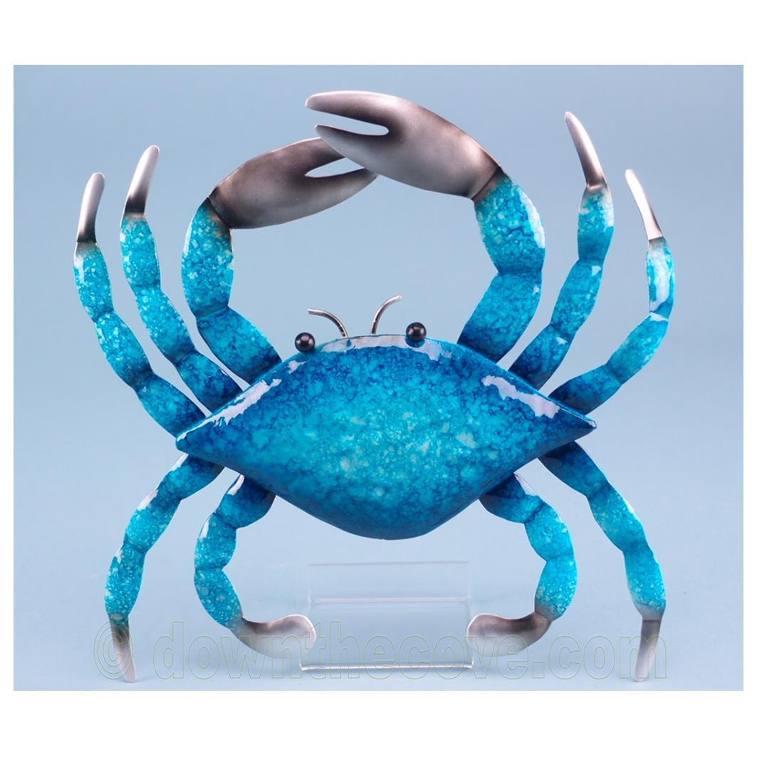 Metal Crab Wall Art