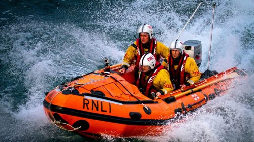 St Agnes Lifeboat