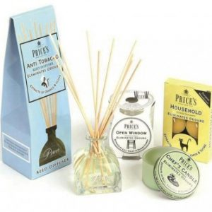 Candles, Tealights & Diffusers