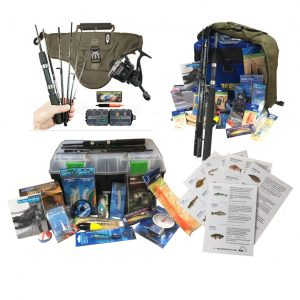 Complete Fishing Kits