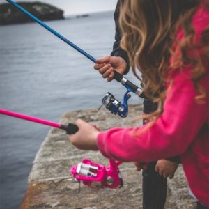 Junior Fishing