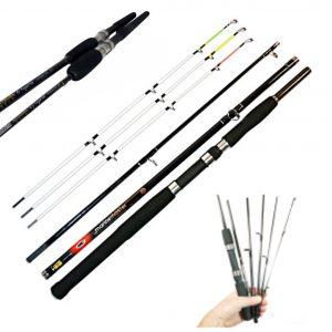 Single & Multi Piece Rods