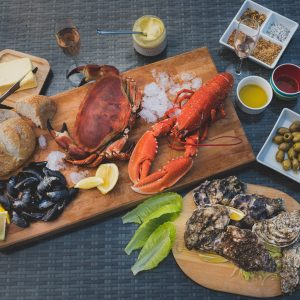 Shellfish Hampers